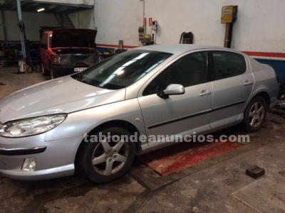 Despiece peugeot 407 1.6 hdi