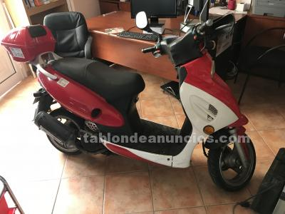 Vendo scooter lanvertti