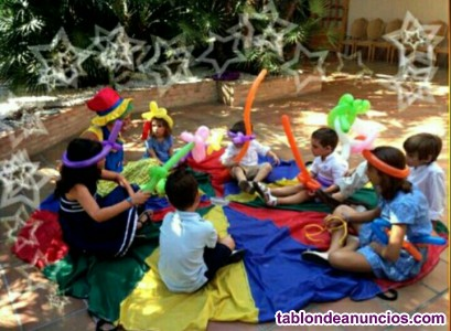 Monitores infantiles