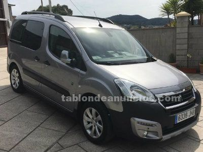 Peugeot partner tepee 1.6bluehdi outdoor 120