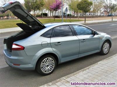 Se vende ford mondeo titanium x automatico.