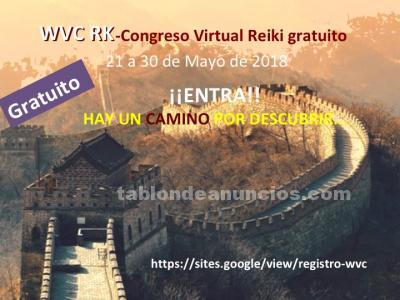 Congreso virtual reikivlc 2018