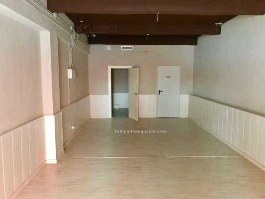 Local comercial local comercial en perfecto estado de 60m2