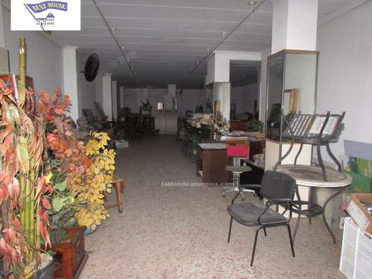 Local comercial best house vende local comercial en c/