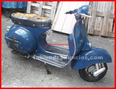 VENDO VESPA 150 S DE 1964