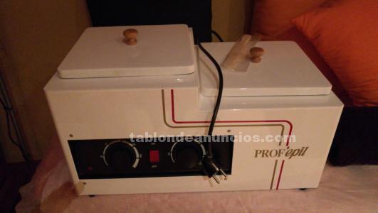 Se vende maquina de depilacion cera caliente, nueva sin estrenar