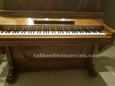 Vendo piano pared