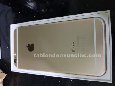 VENDO IPHONE 6 PLUS GOLD