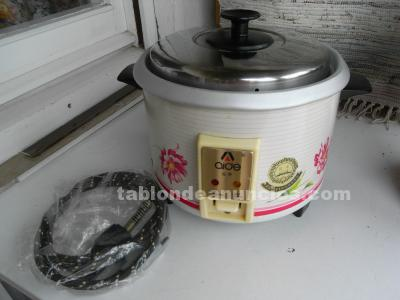 Olla electrica para slow cooking