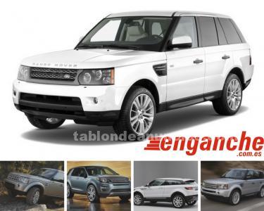 Enganches de remolque y caravanas para Land Rover