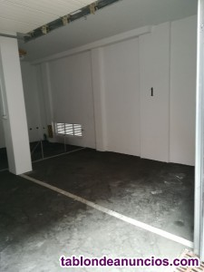 Venta de garages