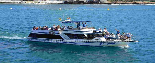 Barco de pasaje y turismo tenerife