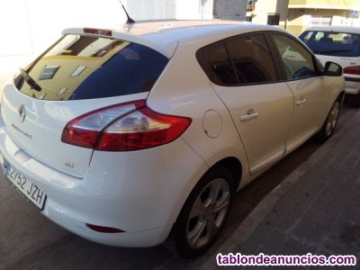 Impecable renault megane 1.5 dci 110 cv 6 velocidades