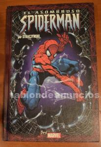 El asombroso spider-man por straczynski 1 (best of marvel)