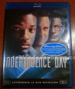 Independence day (bluray)