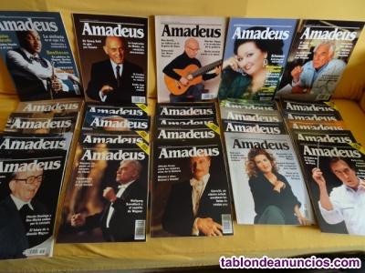 REVISTA DE MÚSICA CLÁSICA AMADEUS