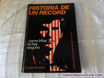 IRIBAR HISTORIA DE UN RECORD