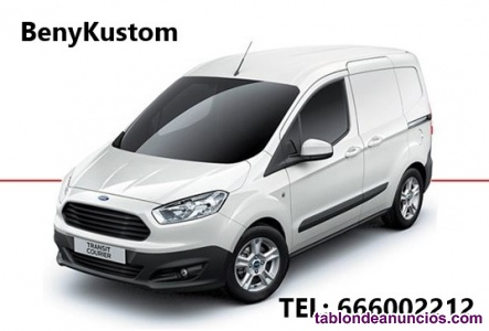 Ford transit courier van 1.5 tdci