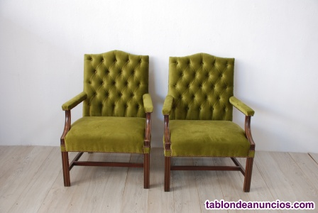 Sillones ingleses