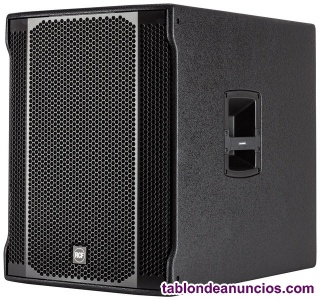 Subwoofer activo rcf 708-as ii de 18