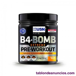 Precision engineered pre workout