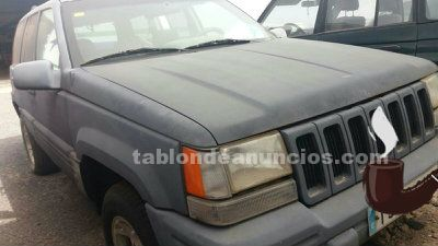 Jeep grand cherokee motor chrysler