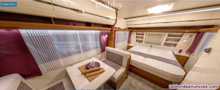 HOBBY EXCELLENT 460 SFF - CAMA ISLA - NOVEDAD 2018 - VENDIDA