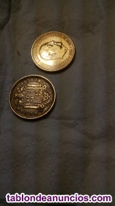 Monedas ,( las rubias)