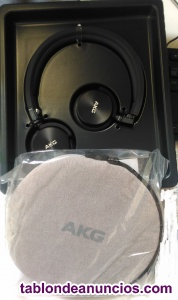 CASCOS BLUETOOTH AKG Y45 BLACK