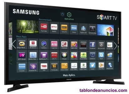 "Samsung smart tv 5200 40"" sin estrenar"
