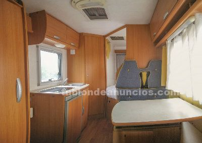 Autocaravana impecable
