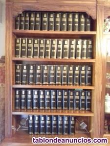 Vendo enciclopedia espasa