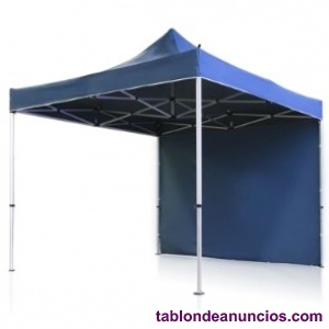 Carpa profesional pleglable