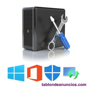 Arreglos á domicilios pcs/laptops