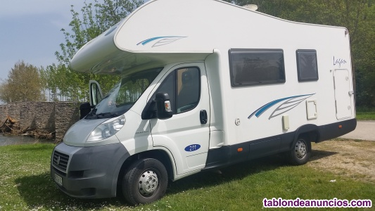 Autocaravana mc louis lagan 211 fiat