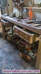 Banco de carpintero