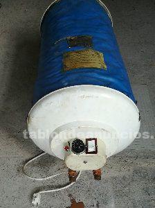 Termo acumulador de calefaccion para agua caliente sanitaria