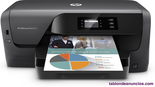 Hp officejet pro 8210 color wifi dúplex