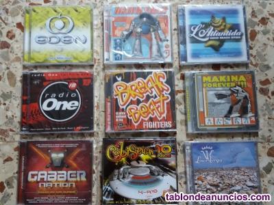 CD  triples y dobles