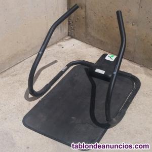 Máquina abdominales DOMYOS AB220