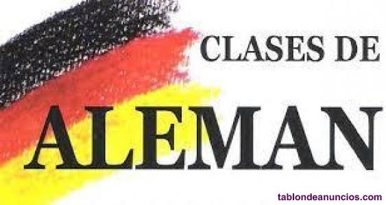 Clases de alemán a domicilio