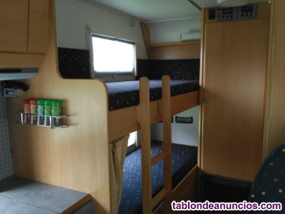 ADRIA, HYMER SWING CS 594