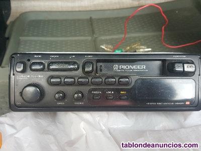 Radio casset vehiculo