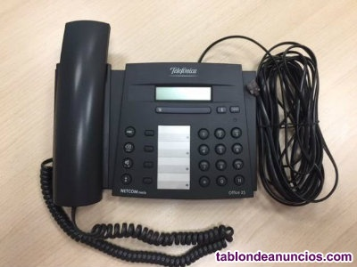 Lote de 4 telefonos neris office 25