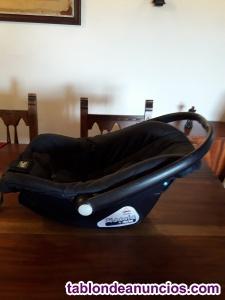 Se vende silla de coche para bebe