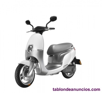 Scooter eléctrico ecooter