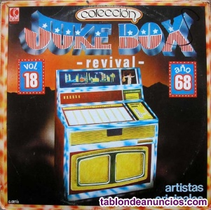Coleccion de l´ps de juke-box