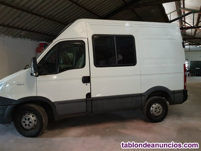 IVECO DAILY FAMILY 35S17L, REMATO IVECO DAILY 35S17L
