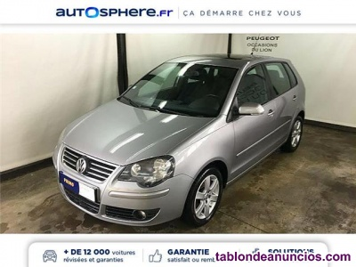 Volkswagen polo 1.4 80ch match 5p