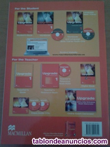 Libro Inglés 1 Bachillerato Upgrade Language Skills Trainer Macmillan